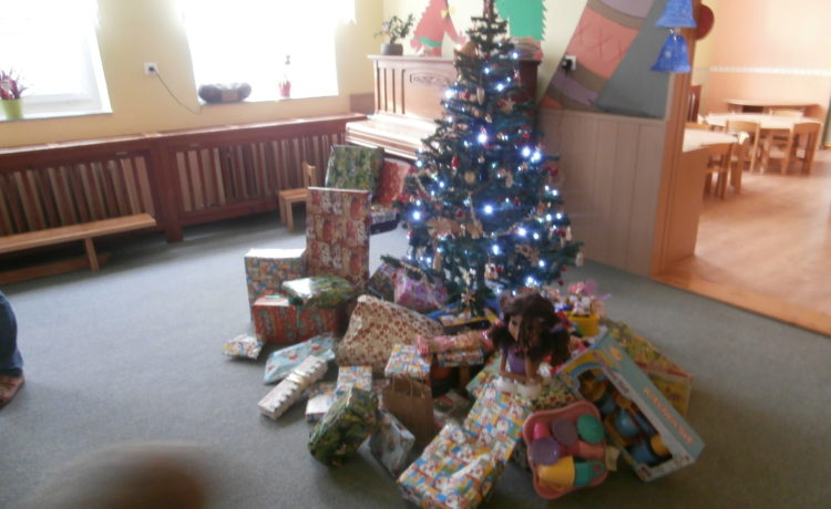 Vánoce ve 2.třídě